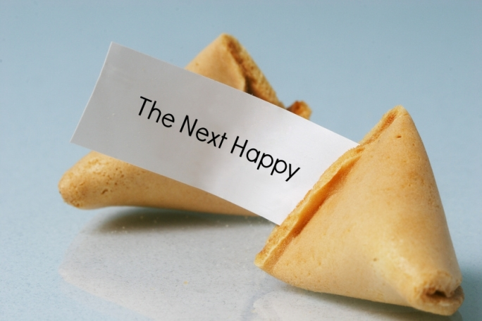 Next Happy Fortune Cookie